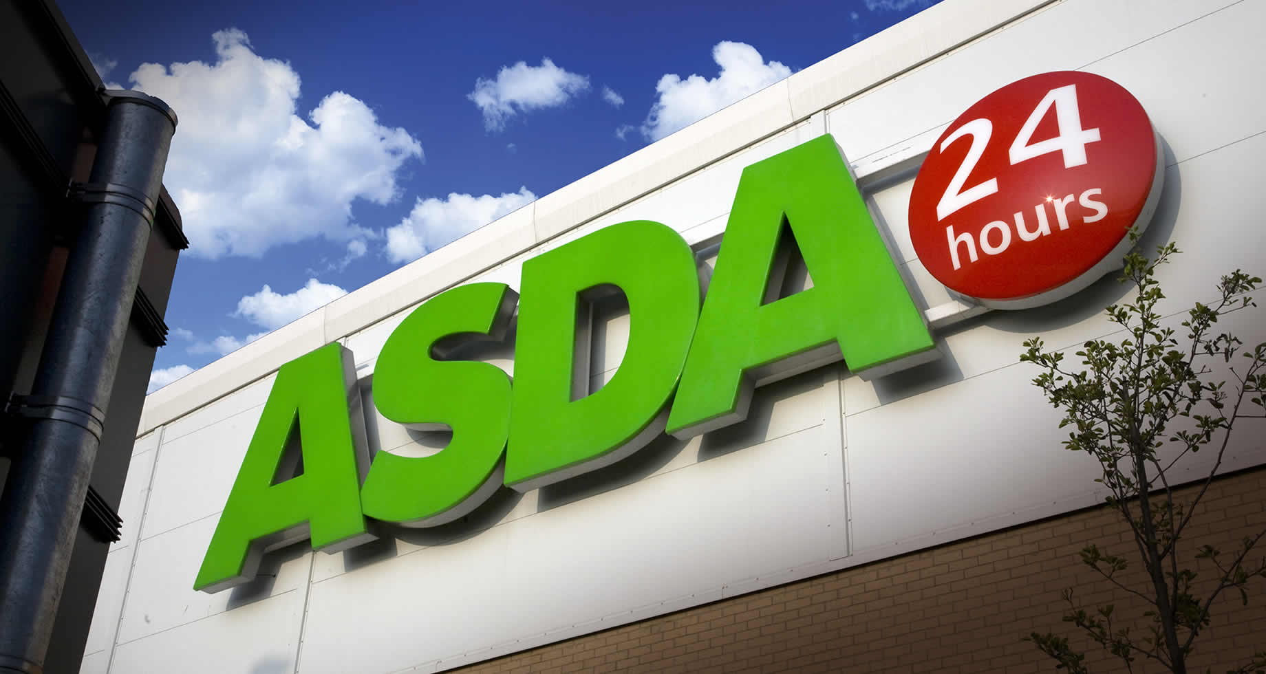 Asda Internal Omega Signs Bespoke Electronic Signage